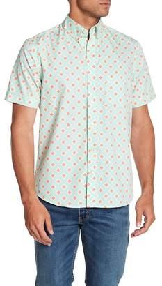 Kennington Daze Short Sleeve Slim Fit Shirt