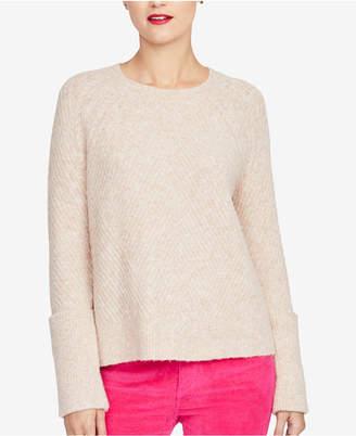 Rachel Roy Wide-Cuff Sweater