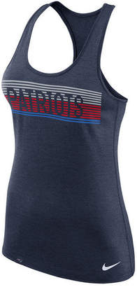 Nike Women's New England Patriots Dri-Fit Touch Tank