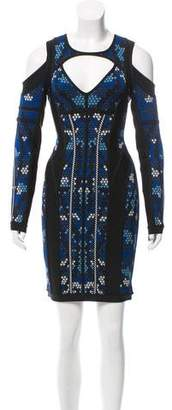 Herve Leger Kara Bandage Dress