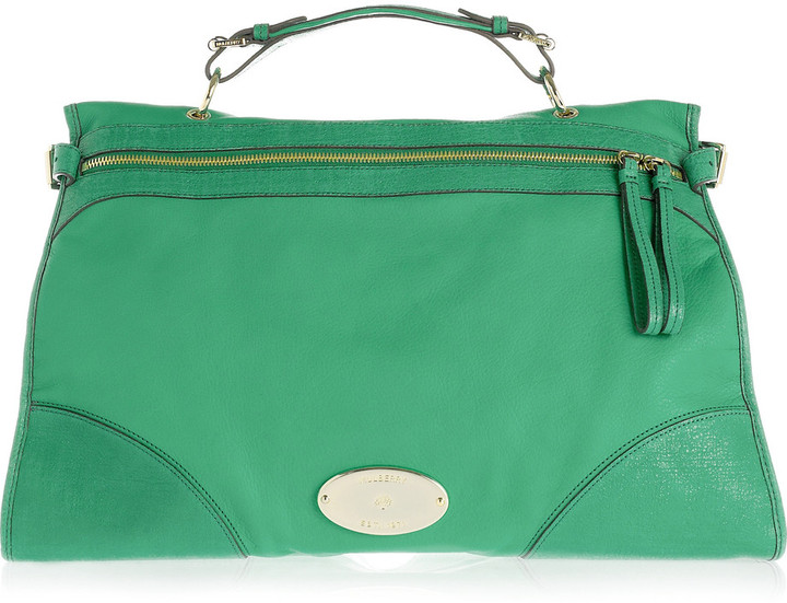 Mulberry Taylor Oversized leather satchel