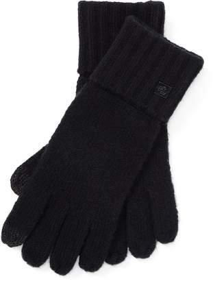 Ralph Lauren Stretch Wool Tech Gloves