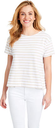 Vineyard Vines Short-Sleeve Boatneck Top