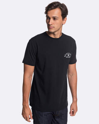 Quiksilver Mens NZ Garage T Shirt