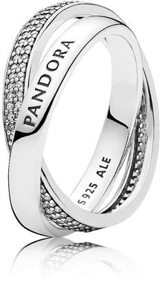 Pandora Promise Ring - Sterling Silver / Cubic Zirconia