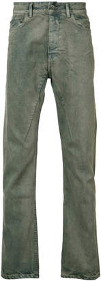 Rick Owens straight jeans