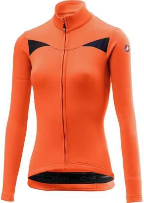 Castelli Sinergia Full-Zip Long-Sleeve Jersey - Women's