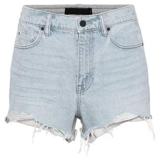 Alexander Wang Denim and cotton shorts