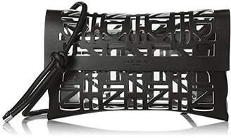 Liebeskind Berlin Women's CLUTCHS 2D3D bag Black Size: