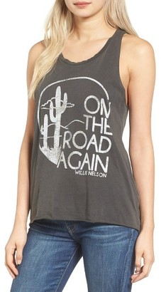 Women's Junk Food On The Road Tank $36 thestylecure.com