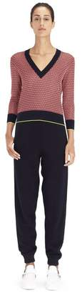Lanvin Burlington Jacquard Sweater