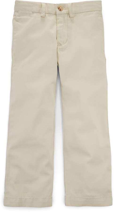Ralph Lauren Slim Fit Cotton Chino Pant