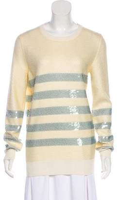 Gucci Sequined Cashmere Sweater