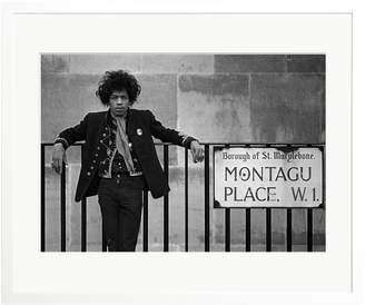 Sonic Editions Hendrix Montagu Place