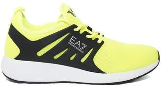 Emporio Armani Fabric Sneakers