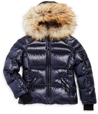 SAM. Girls' Blake Down Jacket - Big Kid $395 thestylecure.com