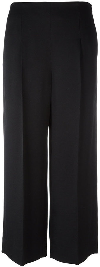 Chalayan Chalayan cropped trousers