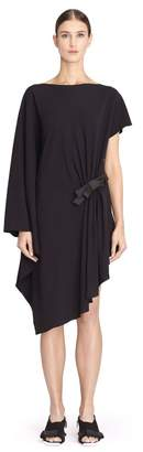 Lanvin Black Asymmetrical Dress
