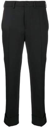 Incotex straight cut trousers