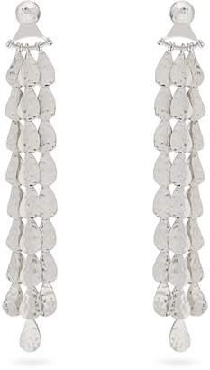 Sophia Kokosalaki Luna sterling-silver earrings