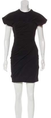 Alexander Wang Zip-Accented Mini Dress w/ Tags