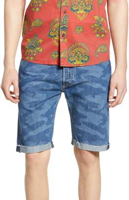 Levi's 501® Cut Off Denim Shorts