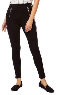 Dex Side Striped Pocket Leggings