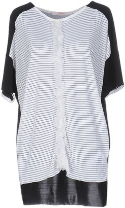 JUCCA T-shirts $171 thestylecure.com