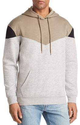 Pacific & Park Color-Block Pullover Hoodie - 100% Exclusive