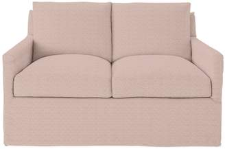 Serena & Lily Spruce Street Loveseat – Slipcovered