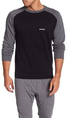 Diesel Casey Logo Knit Sweatshirt
