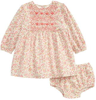 Tucker + Tate Smocked Front Dress
