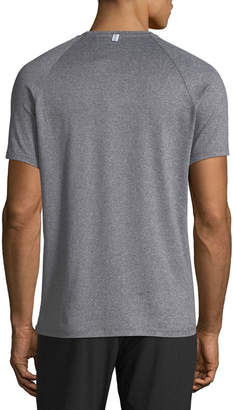 Pe360 Men's Crewneck Short-Sleeve Active Jersey T-Shirt