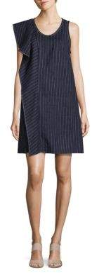3.1 Phillip LimPinstripe A-Line Dress