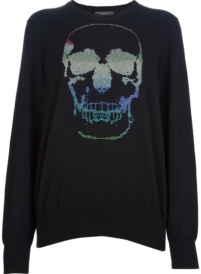 Libertine skull sweater
