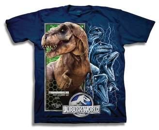 Freeze Jurassic World Tyrannosaurus Rex Tee (Little Boys)