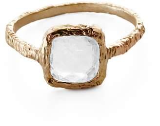 Danielle Welmond Gold & Moonstone Ring