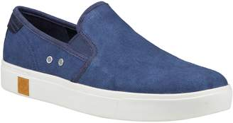 Timberland Men's Amherst Double Gore Slip on Loafers