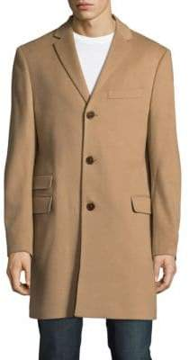 Saks Fifth Avenue Textured Topcoat