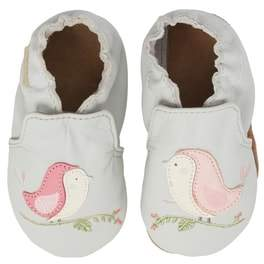 Robeez R) Bird Buddies Crib Shoe