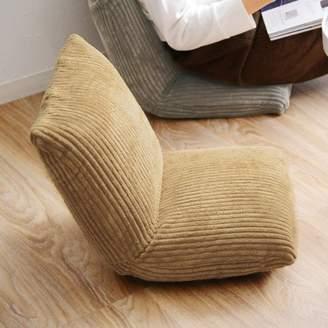 折りたためるコンパクト座椅子