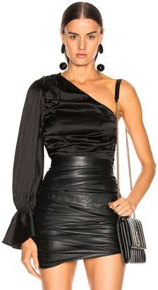 retrofete Rylie Top in Black | FWRD