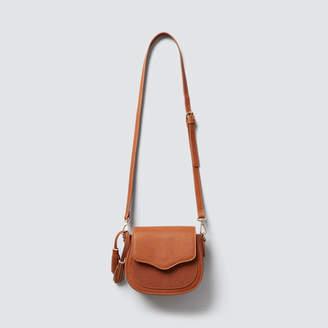 Tassel Saddle Bag