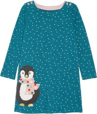 Boden Spotty Animal Applique Dress