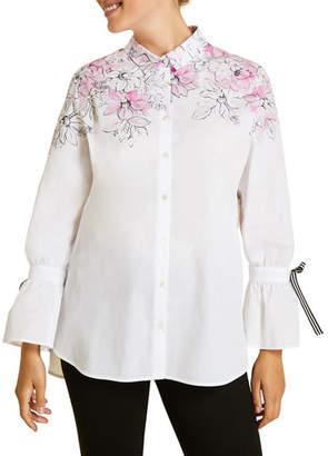 Marina Rinaldi Plus Size Fascia Shirt