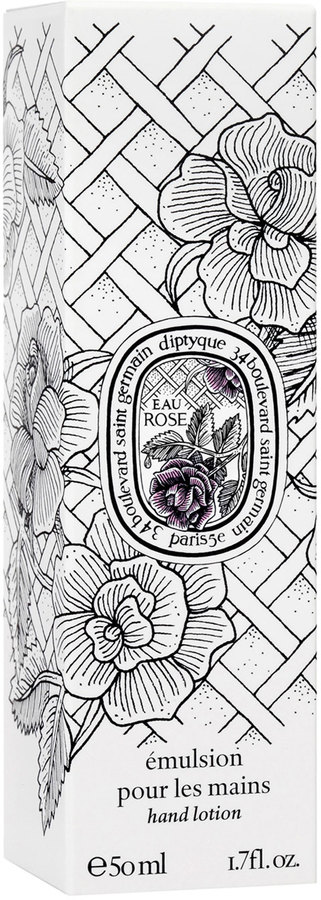 Diptyque Eau Rose Hand Cream, 1.7 oz.