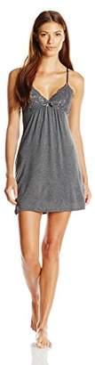 PJ Salvage Women's Modal Basics Nightgown