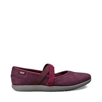 Teva Women's W Hydro-Life Slip-on Leather Slipper