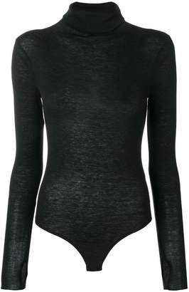 Zadig & Voltaire Zadig&Voltaire slim-fit knitted bodysuit