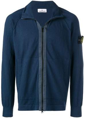 Stone Island full-zipped cardigan